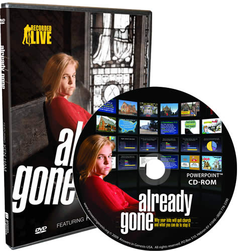 Already Gone - DVD & CD-ROM