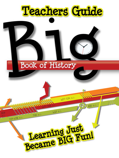 Big Book of History (Teachers Guide)
