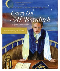 Carry on, Mr. Bowditch (audio book)