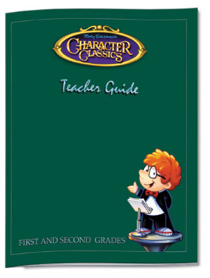 Character Classics Teacher Guide and Activity Resource Book