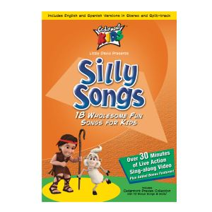 Silly Songs - Cedarmont Kids DVD