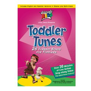 Toddler Tunes - Cedarmont Kids DVD