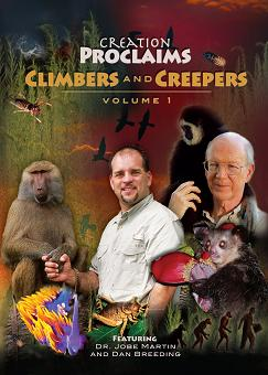 Climbers and Creepers, Vol. 1--Creation Proclaims DVD