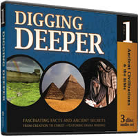 Digging Deeper, Vol. 1, Ancient Civilizations