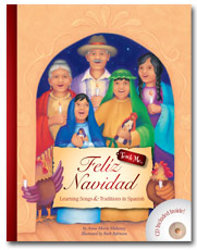 Feliz Navidad, Christmas Carols In Spanish
