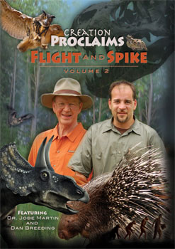 Flight and Spike: Creation Proclaims Vol 2 (DVD)