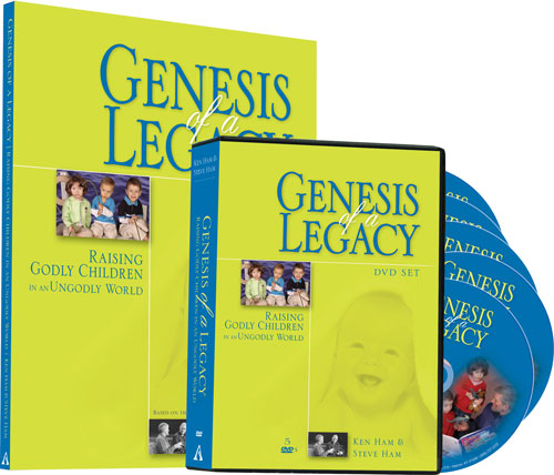 Genesis of a Legacy, Parenting Study Kit