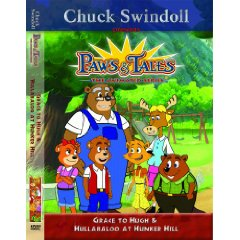 Grace to Hugh & Hulllabaloo at Hunker Hill-- Paws DVD #3