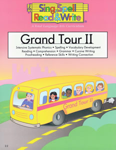 Grand Tour 2 Student Workbook/SSRW 2nd grade