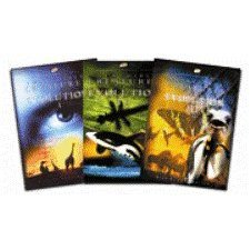 Incredible Creatures That Defy Evolution, DVDs, 3 Volumes