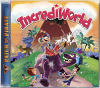 Incrediworld from Patch the Pirate