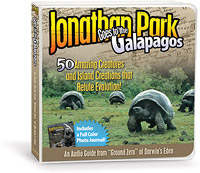 Jonathan Park Goes to the Galápagos