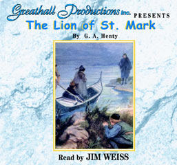 The Lion of St. Mark by G.A.Henty (Weiss)