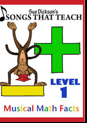Musical Math Facts, Level 1-DVD