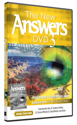 The New Answers DVD #3