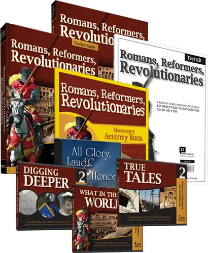 Romans, Reformers, Revolutionaries OVERVIEW