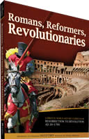 Romans, Reformers, Revolutionaries Student Book by Diana Waring