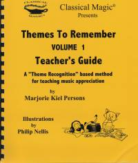 Themes to Remember #1 Teacher Guide